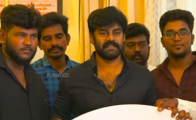 R K Suresh Birthday Celebration | Interview about Ajith and Director Bala
