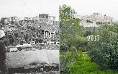 Η πόλη των βράχων που απέκτησε κήπους λόγω... Συγγρού και Κολόμβου