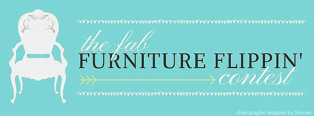 fab flippin contest, furniture flipping contest, how to flip furniture and win prizes, furniture contest, furniture competition, diy
