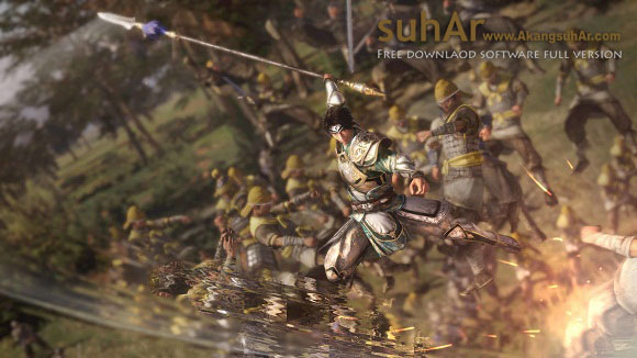 Download GAMES PC Dynasty Warriors 9 full evrsion