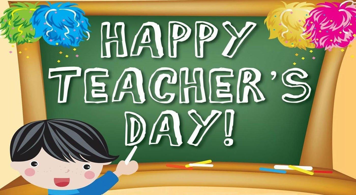 Amazing teachers day 2017 imagewallpaper greeting cards pics teachers day 2017 greeting card kristyandbryce Images