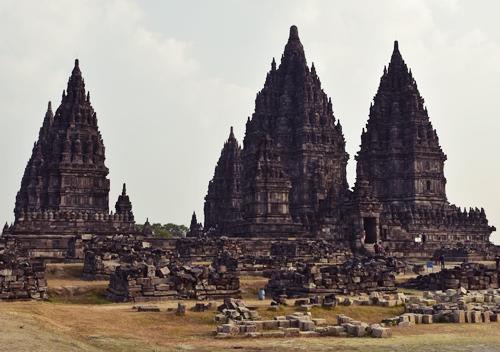 hinduistische Tempel Indonesien