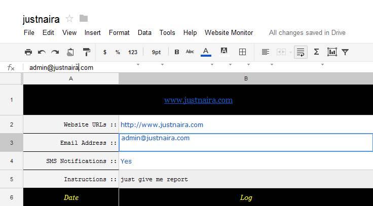 Website-Monitoring-Script