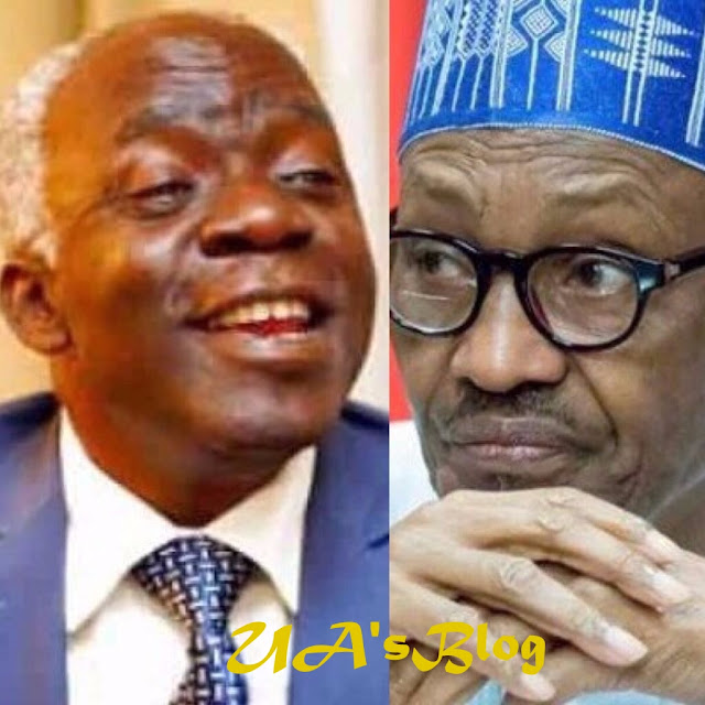 Falana To Buhari: National Security Is Subject To Rule Of Law