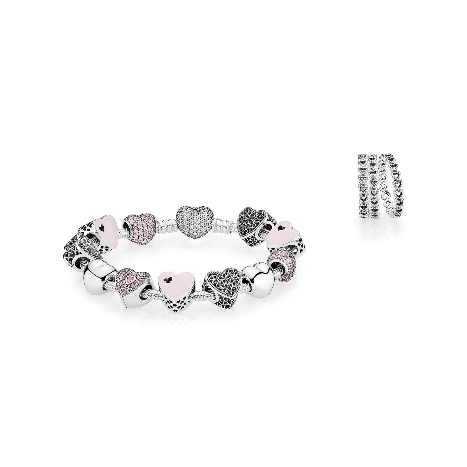 Bracelet Pandora Fermoir Coeur De L | IUCN Water