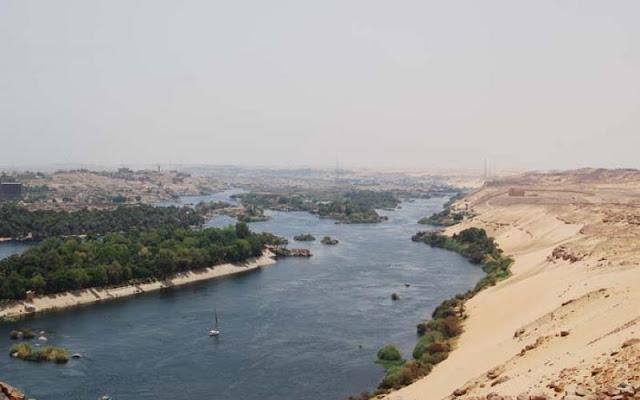 واد النيل المصري