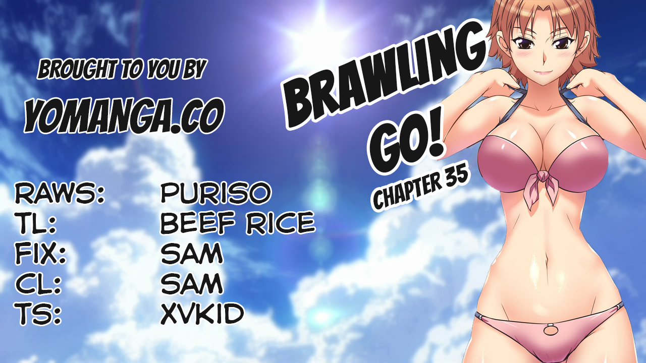 Brawling Go - Chapter 36