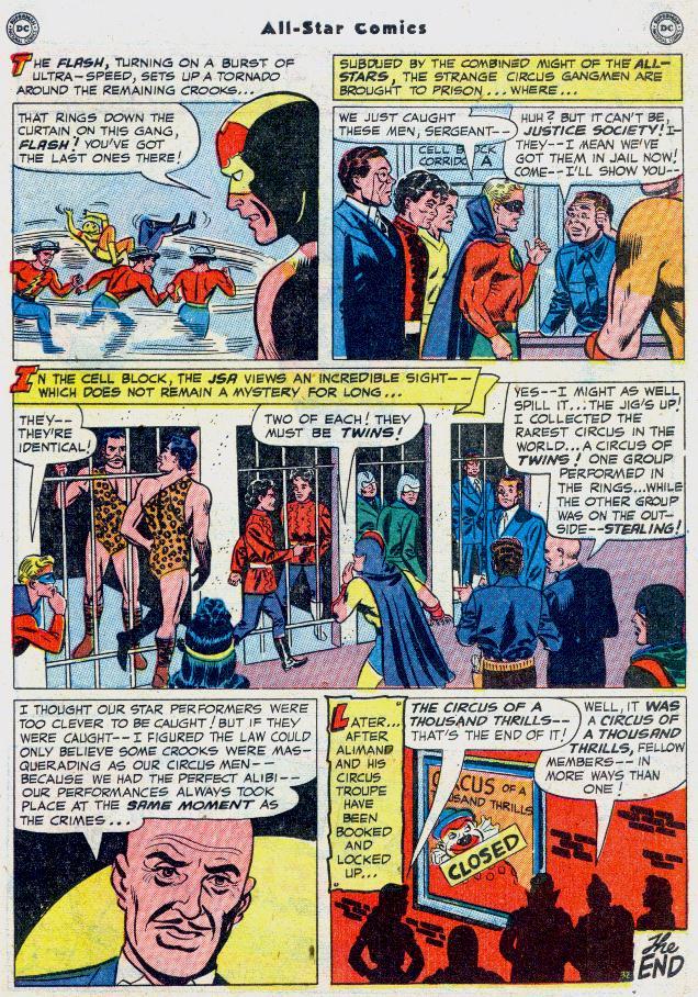 Read online All-Star Comics comic -  Issue #54 - 39