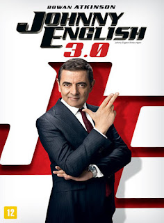 Johnny English 3.0 - BDRip Dual Áudio