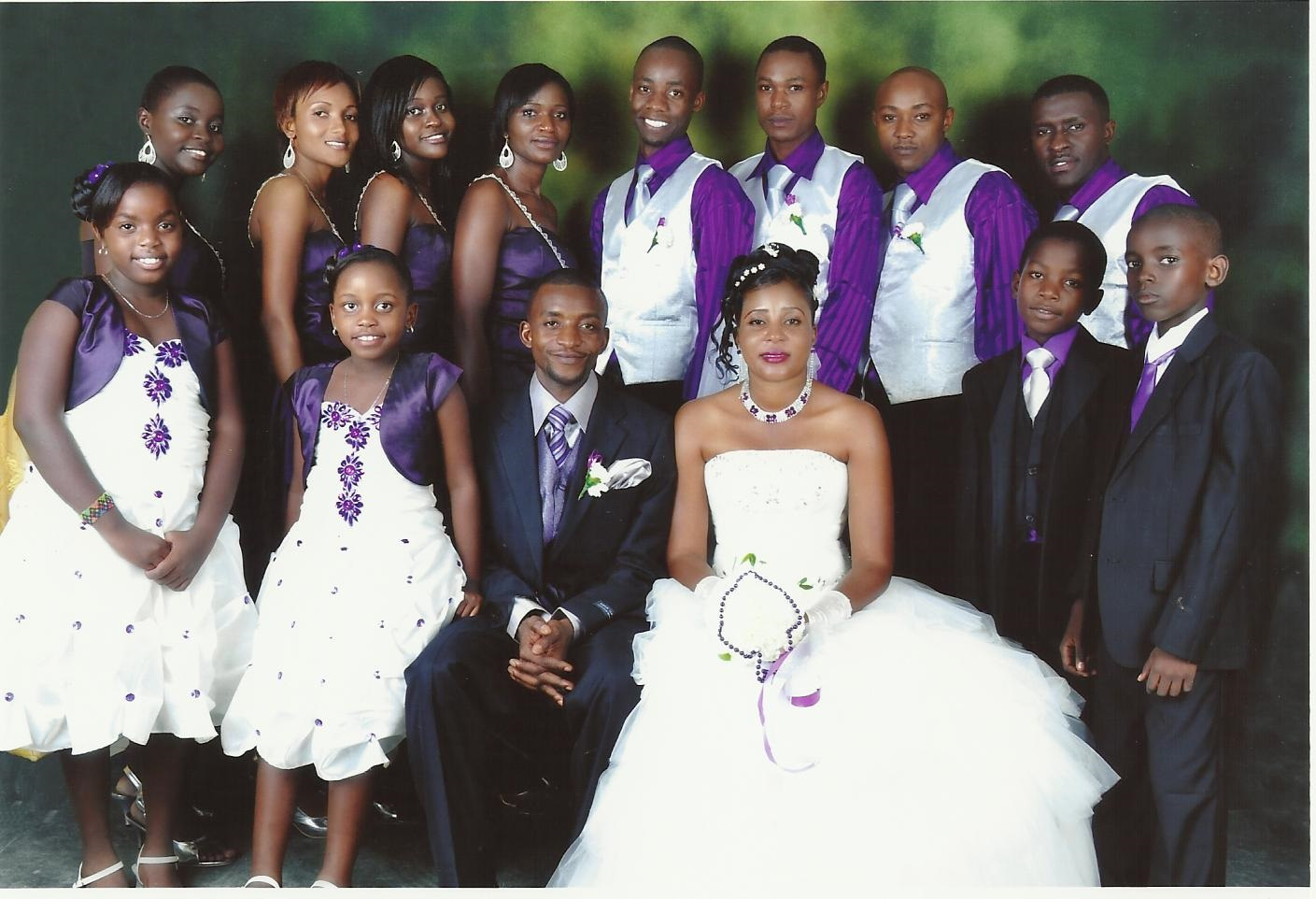 Wedding Dresses Shoes And Accessories In Tanzania