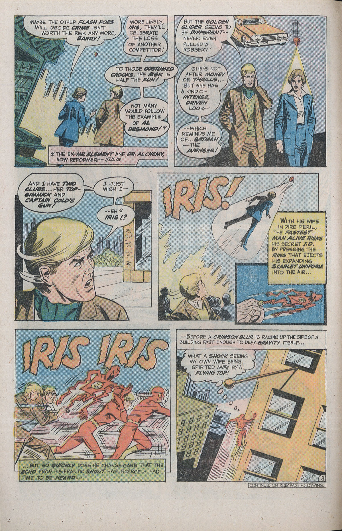 The Flash (1959) issue 251 - Page 12