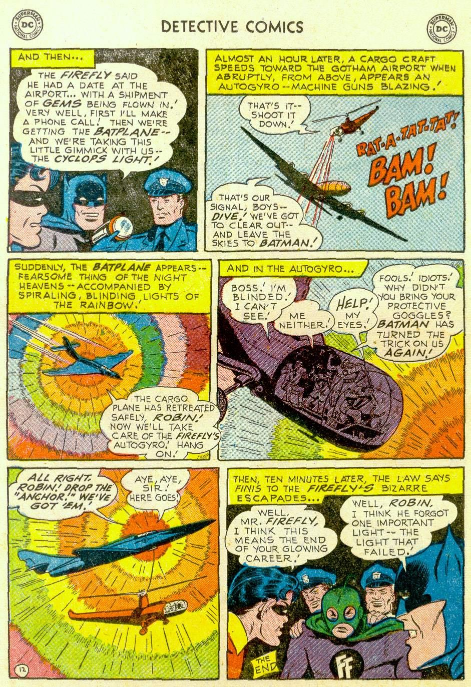 Read online Detective Comics (1937) comic -  Issue #184 - 14