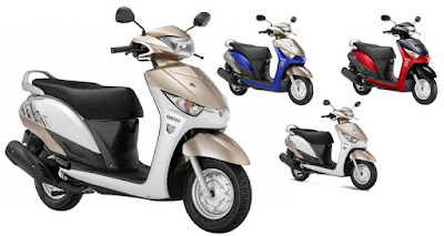 Yamaha Alpha Scooter Hd Wallpapers