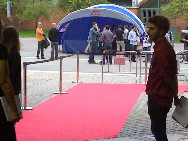 Big Friday en el Festival de cine de San Sebastián