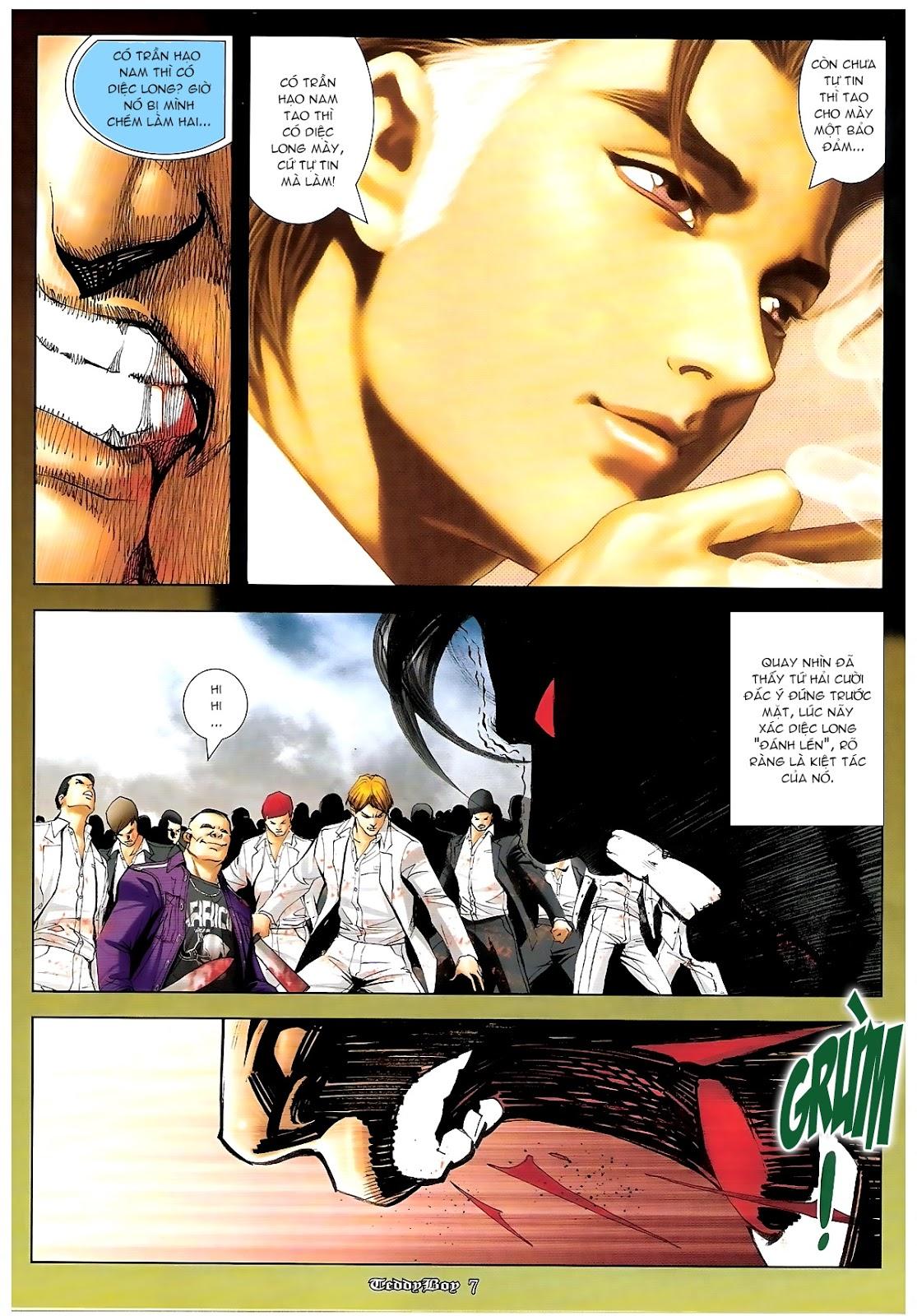 Người Trong Giang Hồ - Chapter 1227: Thái Tử Chung Cực Chiến - Pic 6
