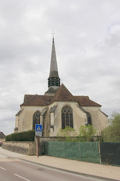 Photos d 39 eglises creney pres troyes 10 glise saint aventin for Creney pres troyes