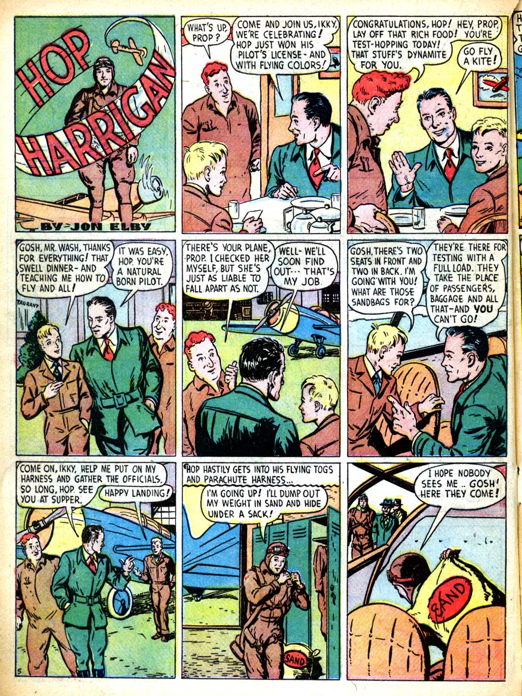 Read online All-American Comics (1939) comic -  Issue #2 - 26