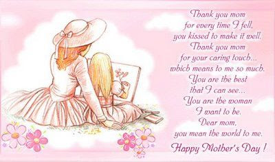 Happy Mothers Day 2017 Poems