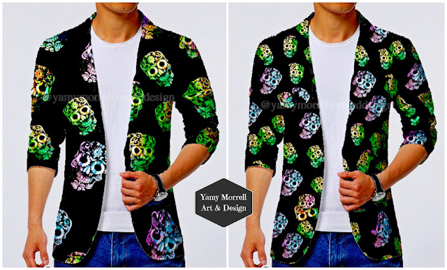 golden-skull-pattern-jacket-by-yamy-morrell