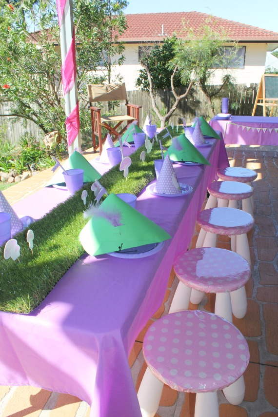 Fairy Party, Fairy Party Table, Fairy Party Ideas, Fairy Party Printables, Kids Party ideas, Girls Parties, 3rd birthday