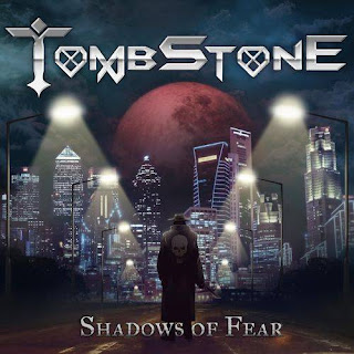 "Το τραγούδι των Tombstone ""Eye of the Storm"" από το album ""Shadows of Fear"""