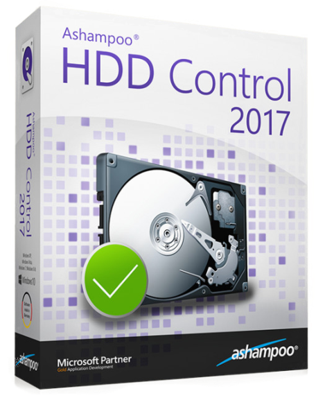 Ashampoo HDD Control 3.20.00 poster box cover