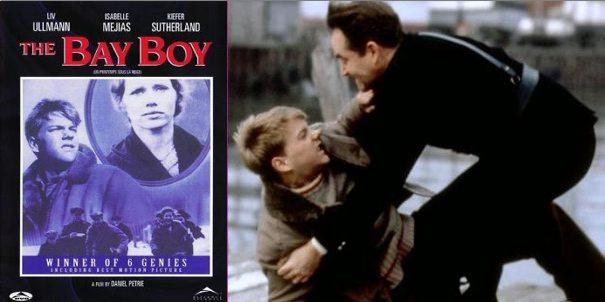 El chico de la bahía, película