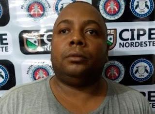 Especialista em roubo de gados é preso e oferece suborno de R$10 mil à polícia