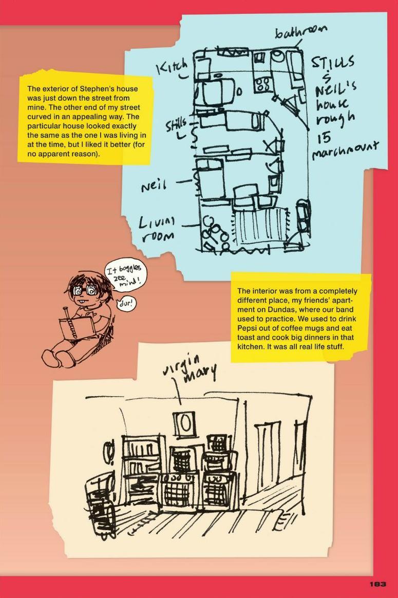 Read online Scott Pilgrim comic -  Issue #1 - 164