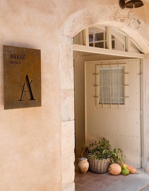 Arkhé Hotel (Pals, Gerona)