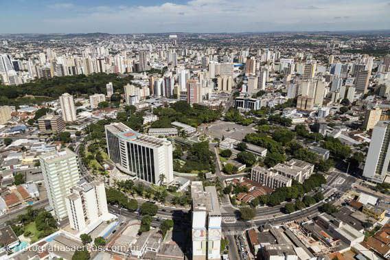 Goiânia GO é a segunda maior cidade do Centro-Oeste