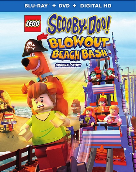 Lego Scooby-Doo!: Blowout Beach Bash (Lego Scooby-Doo!: Reventón en la Playa) (2017) 720p y 1080p BDRip mkv Dual Audio AC3 5.1 ch
