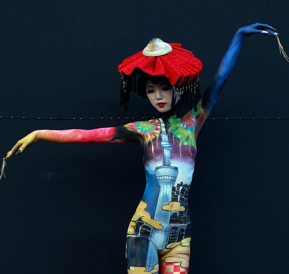 Fashion Gallery: Body Art