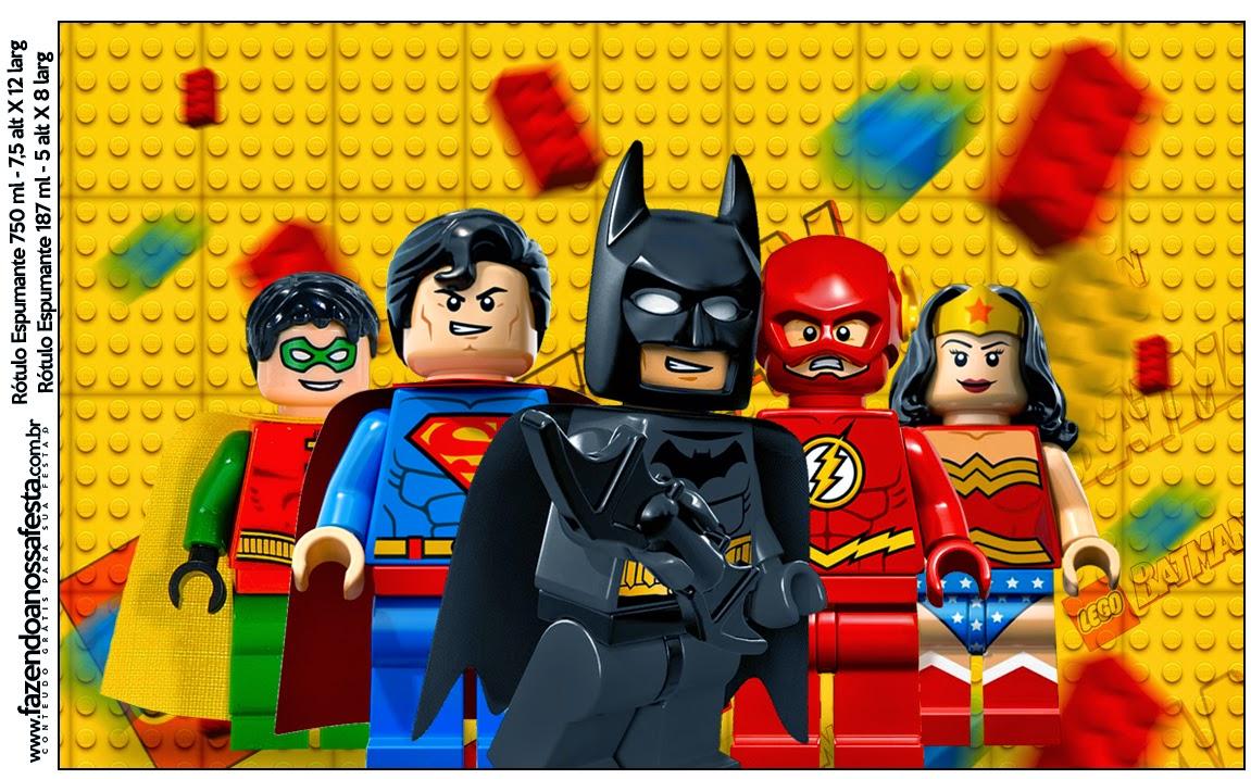 Lego la Película: Etiquetas para Candy Bar para Imprimir Gratis ...