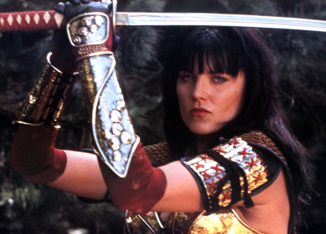 Think, that Friend in need xena warrior princess
