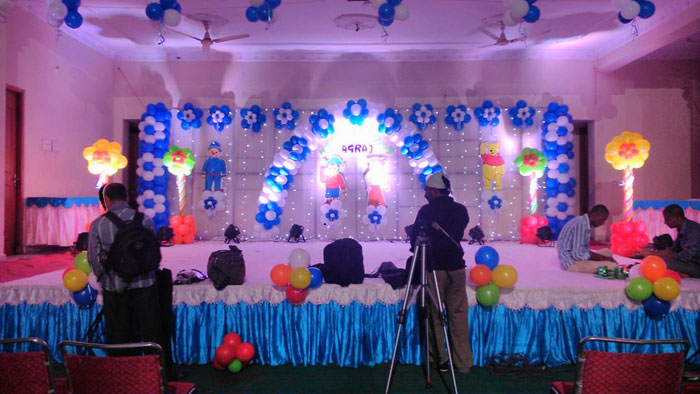 balloons decorations in hyd Birthday party decorations Boys