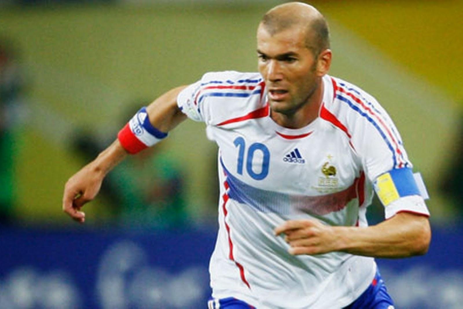 World Cup Heroes - Zinedine Zidane  dfd2fa86d