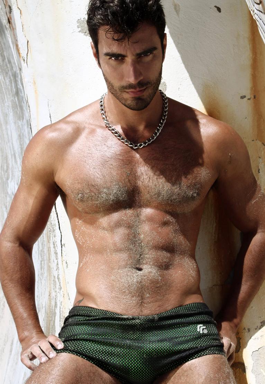 Naked Guy Model 6
