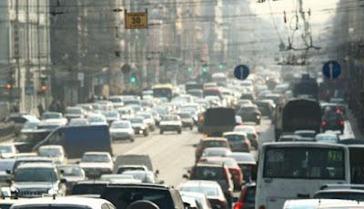 Kemacetan Ternyata Bisa Sebabkan Kanker