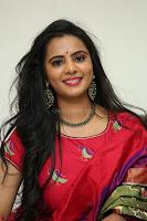 Manasa in Pink Salwar At Fashion Designer Son of Ladies Tailor Press Meet Pics ~  Exclusive 39.JPG
