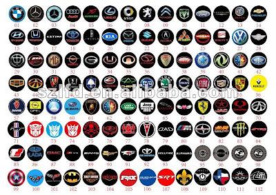 Different Car Symbols And Names >> Car Logos - Logos