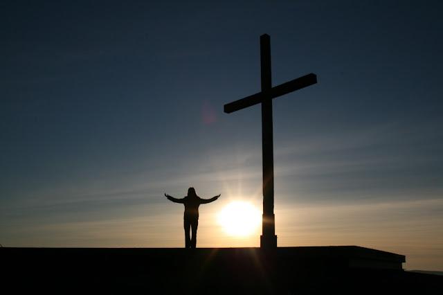 Public Domain Image:  https://pixabay.com/en/person-clinic-cross-religion-371015/