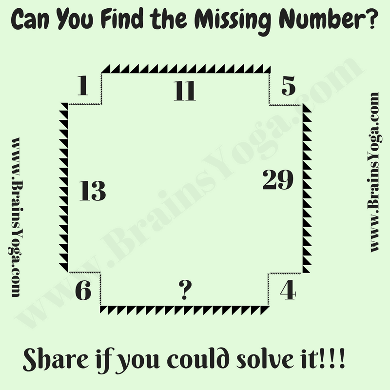 Fun Maths Puzzle For Students With Answer Puzzles Riddles Brainteasers