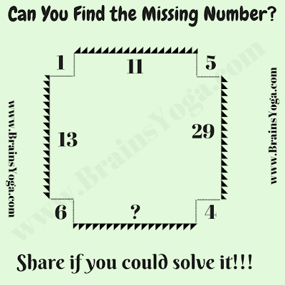 Fun Maths Puzzle for Students