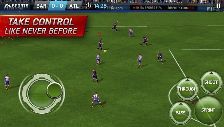 Game Sepak Bola Terbaik untuk Smartphone Android