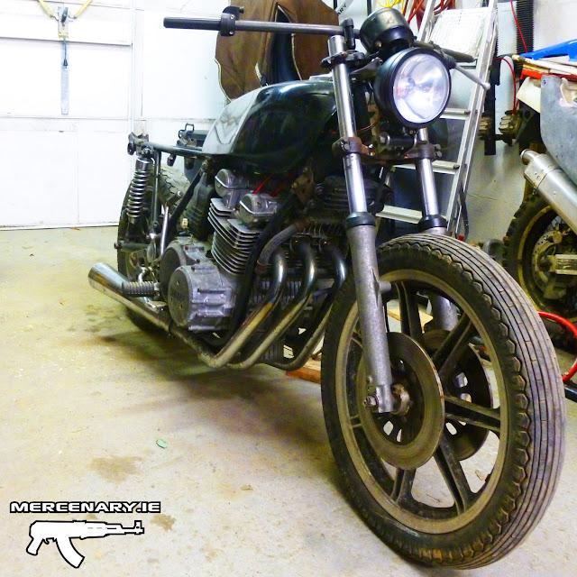 Project XS 850 Sidecar Brat
