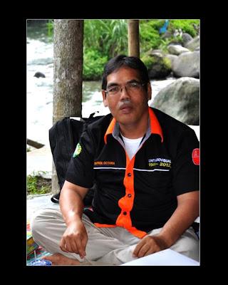 Praktisi ahli pemasaran Nasional, Drs. Safrin, MSi