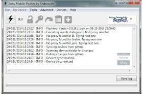 Sony Mobile Flash Tool Latest Setup Free Download