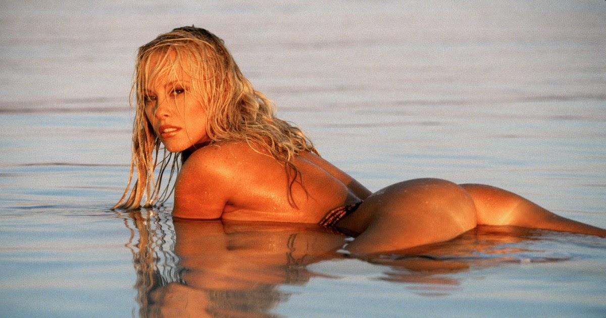 Nude Jaime Bergman 5