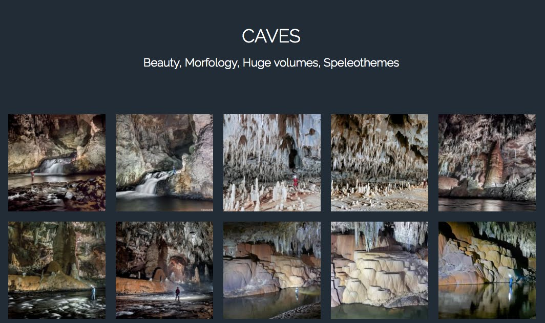 Cave Photo Gallery